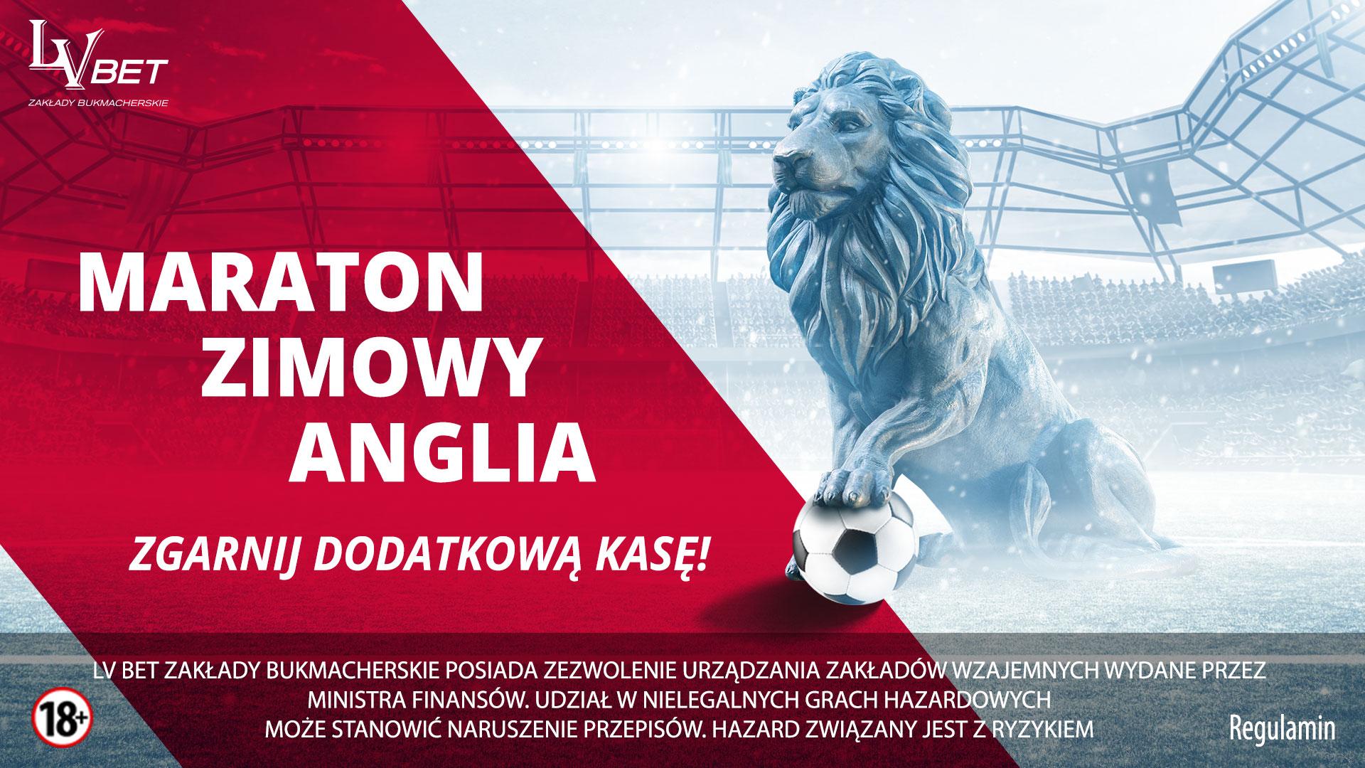 Bonus 250 PLN na Premier League w LvBET!