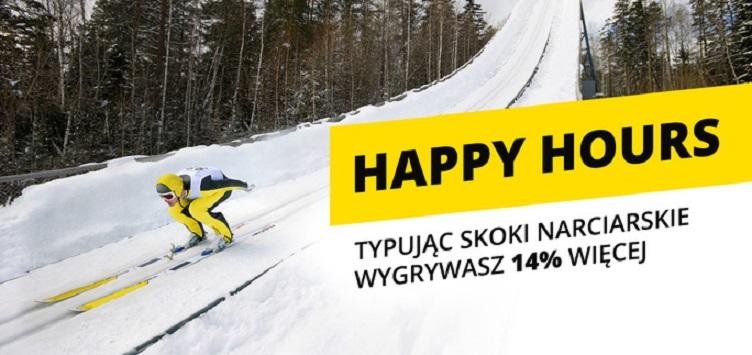 """W Fortunie """"Happy Hours"""" na konkurs w Innsbrucku!"""