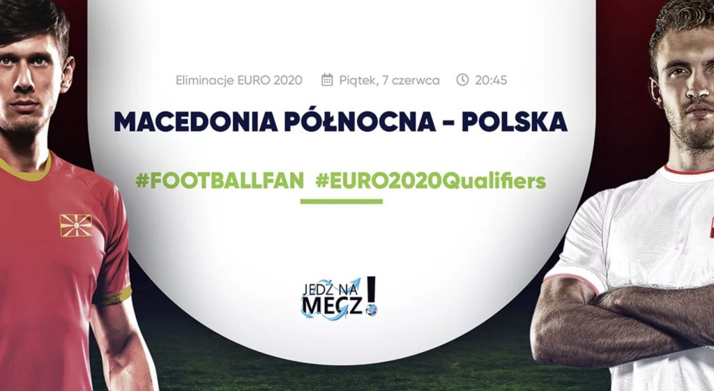 Forbet leci z graczami na mecz Polski. Dołączysz?