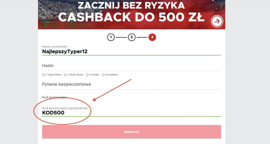 Specjalny bonus powitalny 500 PLN w Betclic. Ekstra kasa na początek!