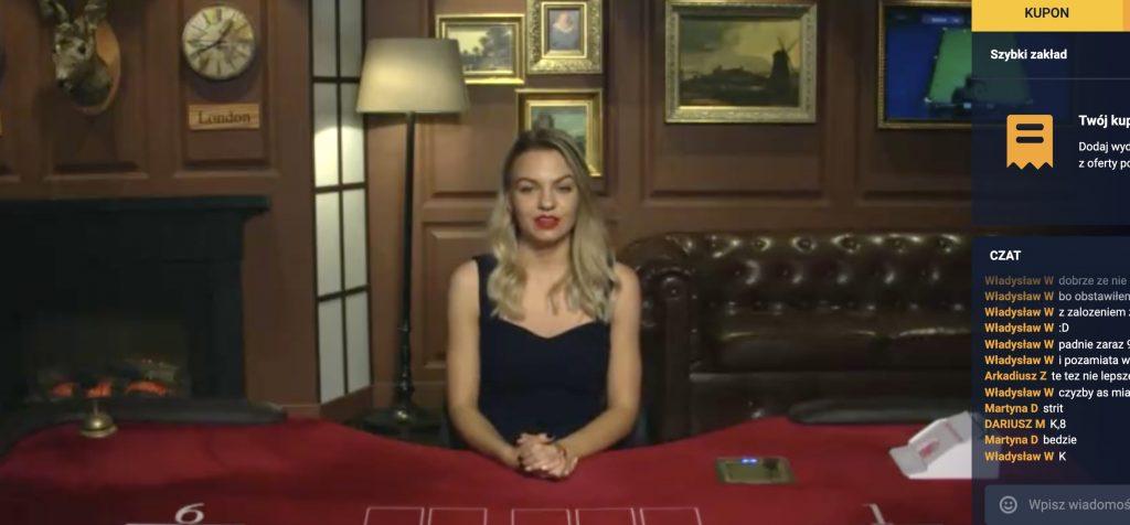 Granie w pokera online - KROK 3